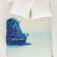 Leah Flores For DENY Adventure Island Duvet Cover - Urban Outfitters