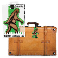 BIGFOOT LUGGAGE TAG