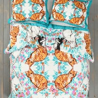 Plum & Bow Cat Kaleidoscope Duvet Cover - Urban Outfitters