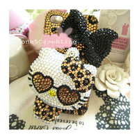 iPhone 5 Case, iPhone 5C case, iPhone 5S case, iPhone 4 case, iPhone 5 bling Case, Cute iphone 4 case, girly iphone 5 case mirror