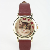 Meow Watch - Urban Outfitters