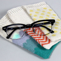 Knitted Glasses Cases