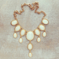 Pree Brulee - Beguiling Goddess Necklace