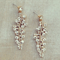 Pree Brulee - Heavenly Crystal Earrings