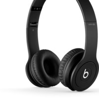The Solid State Black Beats by Dre Solo HD Headphones FREE SHIPPING