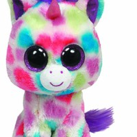Ty Beanie Boos Wishful Unicorn Plush