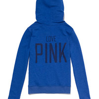 Perfect Zip Hoodie - PINK - Victoria's Secret