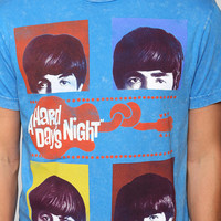 The Beatles Hard Days Night Tee  - Urban Outfitters