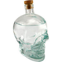 Buy Crystal Skull Shaped Vodka Decanter and Get Ready for Fun!
