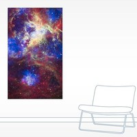 Tarantula Nebula Space Photo Wall Decal