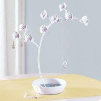 Orchid Jewelry Tree from RedEnvelope.com