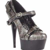 Mary Jane Pump * PH609-BRIDGET by Ellie Shoes, &amp;#36;61.99 - Sexy Shoes, High Heels, Stripper Shoes, Platforms, and Thigh High Boots for Women