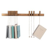 Book Rack - Oak -18%