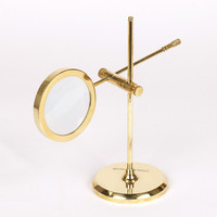 Best Made Company — Brass Magnifying Stand