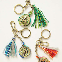Monogrammed Filigree Keychain by Anthropologie Assorted G Jewelry