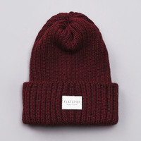 Flatspot - Flatspot AIC Wool Watchcap Port