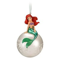 Ariel Ball Ornament