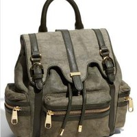 Badgley Mischka Canvas Backpack | Nordstrom.com