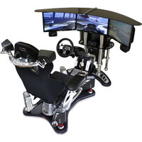 VRX iMotion Custom Racing Simulator with White Glove Delivery, Setup and On-site One-on-one Training