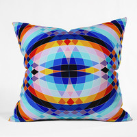 Fimbis Lazar Throw Pillow