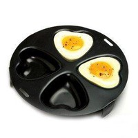 Amazon.com: Heart-shaped Egg Poacher - 4: Kitchen & Dining