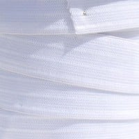1 1/4'' Sport Elastic BY THE YARD White
