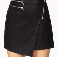 Cutting Edge Asymmetrical Skirt