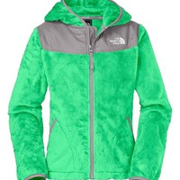 The North Face 'Oso' Hooded Fleece Jacket (Little Girls & Big Girls) | Nordstrom