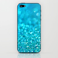 Blue Blue Sky iPhone & iPod Skin by Lisa Argyropoulos
