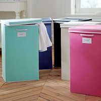 Canvas Laundry Bin