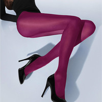 Wolford Velvet de Luxe 50 Denier Tights Hosiery 106-87 at BareNecessities.com