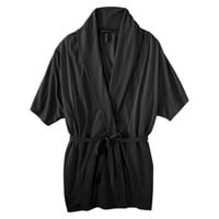 Women's Rib and Flat Mixed Robe - Assorted Colors