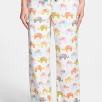 PJ Salvage Plush Fleece Pants | Nordstrom