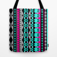 Mix #503 Tote Bag by Ornaart