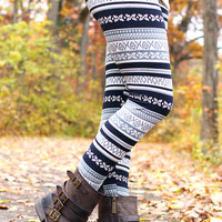 Winter Weather Leggings
