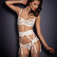 View All Lingerie by Agent Provocateur - Lacy Bra