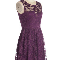 A Glance of Elegance Dress | Mod Retro Vintage Dresses | ModCloth.com