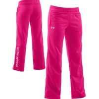 Under Armour Girls' Storm Fleece Pants