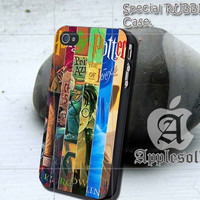 harry potter comic iPhone case, iPhone 4/4S case, iPhone 5, 5S, 5c case, Samsung S3, S4 case, Hard Plastic, Rubber