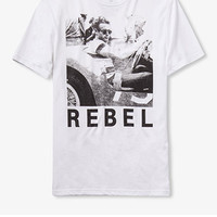 James Dean© Rebel Tee