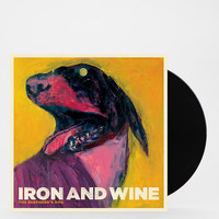 Iron & Wine - The Shepherd's Dog LP - Urban Outfitters