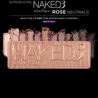 Urban Decay Cosmetics for Eyes, Lips, Face, Body and Nails