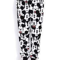 Cozy Mickey PJ Pants