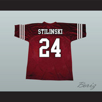 Stiles Stilinski 24 Beacon Hills Lacrosse Jersey Teen Wolf TV Series New