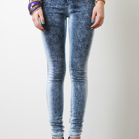 Peaceful Aurora High Waist Jeans