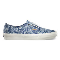 Product: Paisley Authentic CA