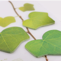 Large Ivy Leaf Sticky Note