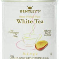 Bentley's Mango White Tea