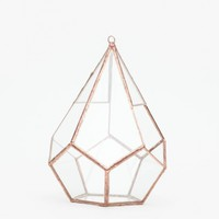 ABJ Glassworks / Teardrop Terrarium