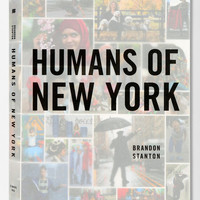 Humans Of New York By Brandon Stanton   - Urban Outfitters